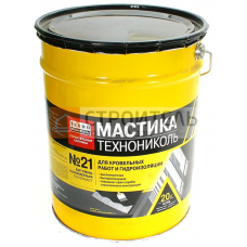 Мастика кровельная ТЕХНОНИКОЛЬ №21 (Техномаст)