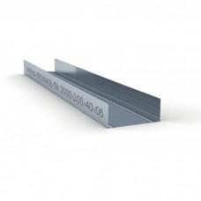 Профиль направляющий ПН 100*40 мм 3м КНАУФ (KNAUF)