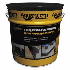 Мастика Аквамаст гидроизоляция фундамента Технониколь 18кг