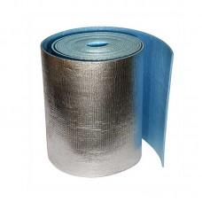 Самоклеющийся фольгированный утеплитель ПЕНОФОЛ С 3 мм (18 м2)