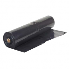 Пленка П/э чёрная 80 мкм 3х100 м (300 м2)