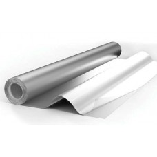 Фольга алюминиевая 100 мкм 1,2х10 м (12 м2)