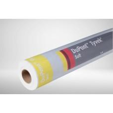 Паропроницаемая гидроизоляционная мембрана Tyvek Soft (75 м2)
