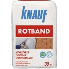 Гипсовая штукатурка Ротбанд KNAUF 30 кг
