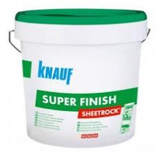 Шпатлевка Sheetrock/Шитрок Супер Финиш 28 кг