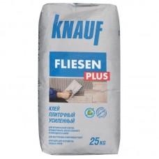 Усиленный плиточный клей Флизен Плюс KNAUF 25 кг