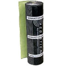 Шуманет 100 Гидро Гидро звукоизоляционный материал 10х1 м толщ. 4,8 мм