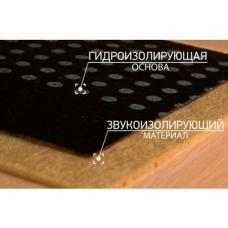 Шуманет 100 Комби Звуко-гидроизоляционный материал  10х1м (толщ 5мм)