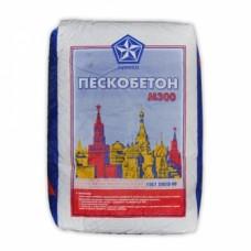 Пескобетон М300 РУСЕАН 40 кг